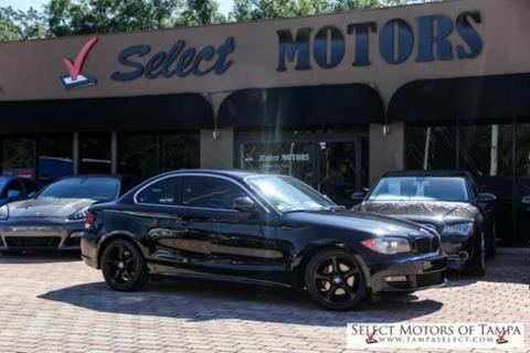 2011 BMW 1 Series for sale in Tampa FL