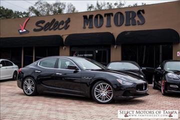 2015 Maserati Ghibli for sale in Tampa, FL