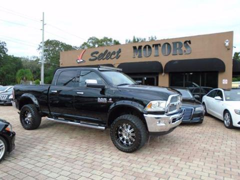 2015 RAM Ram Pickup 2500 for sale in Tampa FL