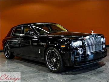 2004 Rolls-Royce Phantom