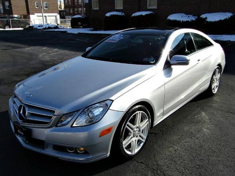 2010 mercedes benz e class for sale in pennsylvania. Black Bedroom Furniture Sets. Home Design Ideas