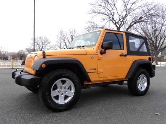 2013 Jeep Wrangler for sale in Philadelphia PA