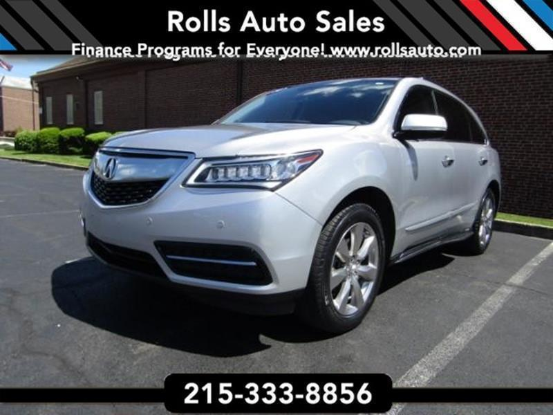 Used Acura RDX for Sale in Philadelphia, PA | Edmunds