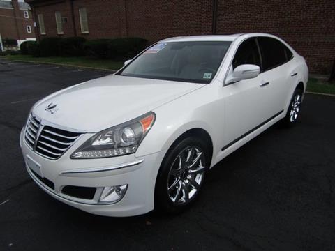 2011 Hyundai Equus for sale in Philadelphia, PA