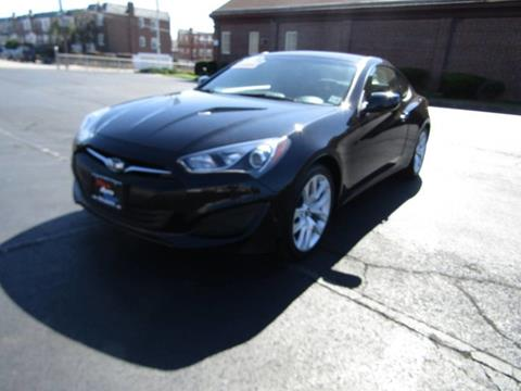 2013 Hyundai Genesis Coupe for sale in Philadelphia, PA