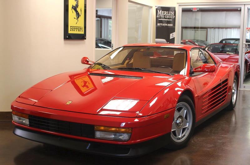 1987 Ferrari Testarossa For Sale in Chadron, NE - Carsforsale.com
