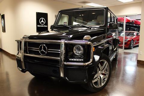 2013 Mercedes-Benz G-Class for sale in Atlanta, GA