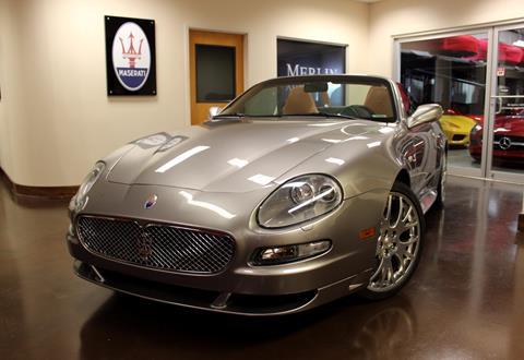 2006 Maserati GranSport for sale in Atlanta, GA