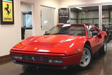 1987 Ferrari 328 for sale in Atlanta, GA