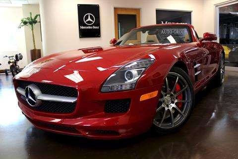 2012 Mercedes-Benz SLS AMG for sale in Atlanta, GA
