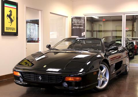 1997 Ferrari F355 for sale in Atlanta, GA