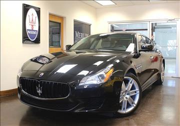 2015 Maserati Quattroporte for sale in Atlanta, GA