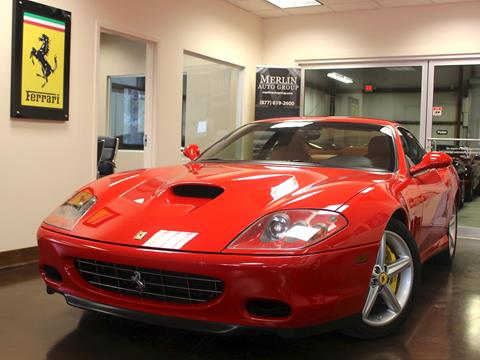 2005 Ferrari 575M for sale in Atlanta, GA