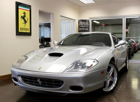 2004 Ferrari 575M for sale in Atlanta, GA