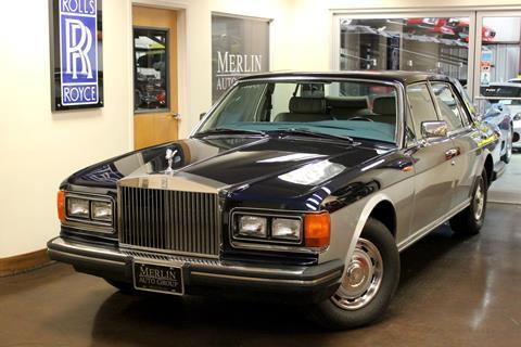 1987 Rolls-Royce Silver Spirit for sale in Atlanta, GA