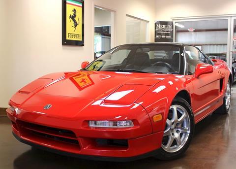 1992 Acura NSX For Sale  Carsforsalecom