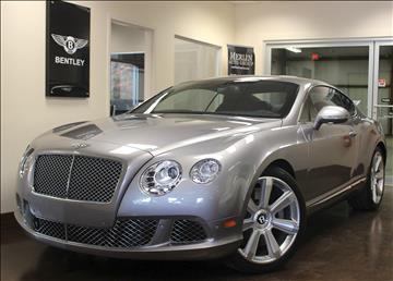 2012 Bentley Continental GT for sale in Atlanta, GA