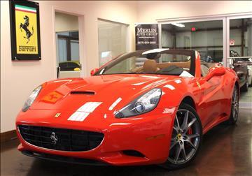 2010 Ferrari California for sale in Atlanta, GA