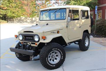 1969 Toyota Land Cruiser for sale in Atlanta, GA