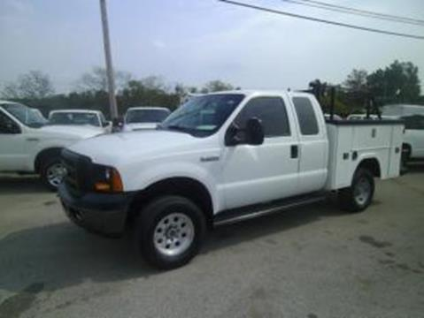 2006 Ford F-250 Super Duty for sale in Frankfort, KY