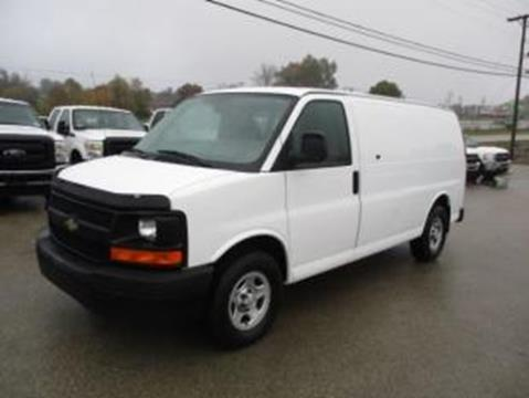 2007 Chevrolet Express Cargo for sale in Frankfort, KY