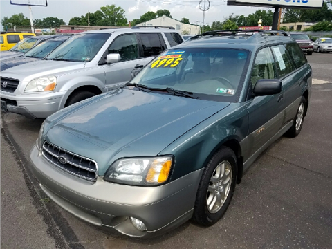 2002 Subaru Outback for sale in Levittown, PA