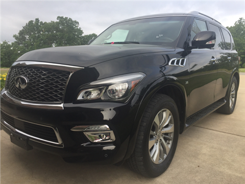 2016 Infiniti QX80 for sale in Jacksonville, AR