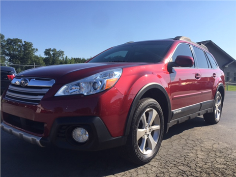 2014 Subaru Outback for sale in Jacksonville, AR