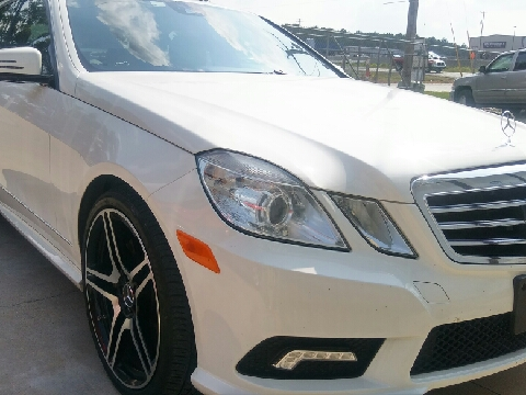 2011 Mercedes-Benz E-Class for sale in Jacksonville, AR