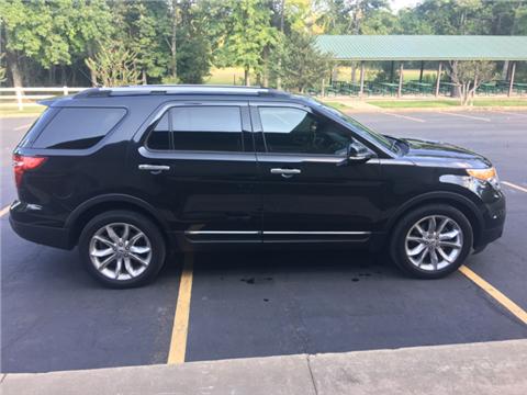 2014 Ford Explorer for sale in Jacksonville, AR