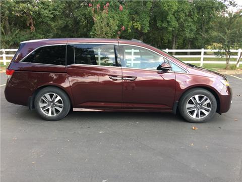 2014 Honda Odyssey for sale in Jacksonville, AR