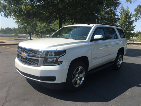 2015 Chevrolet Tahoe for sale in Jacksonville, AR