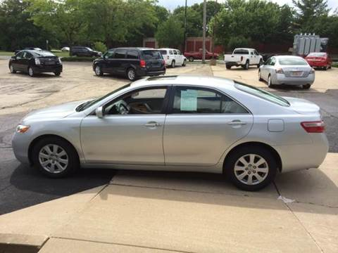 2007 Toyota Camry for sale in Rockford IL