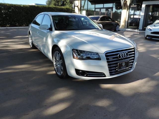 2014 audi a8 for sale in austin tx. Black Bedroom Furniture Sets. Home Design Ideas