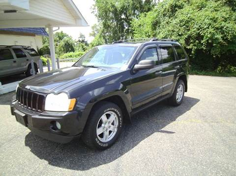 2005 Jeep Grand Cherokee for sale in Dillonvale, OH