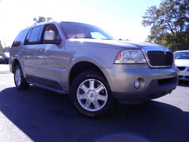 2004 Lincoln Aviator for sale in Duluth GA