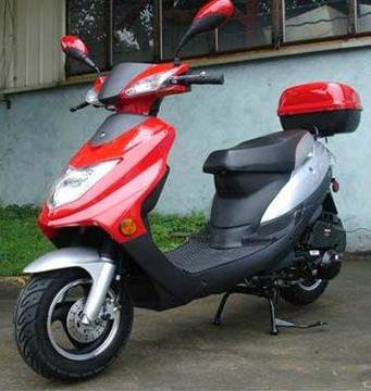 2013 Roketa 150cc SuperSport Scooter Moped