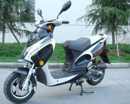 2012 Roketa 50cc Single Cylinder 2 Stroke
