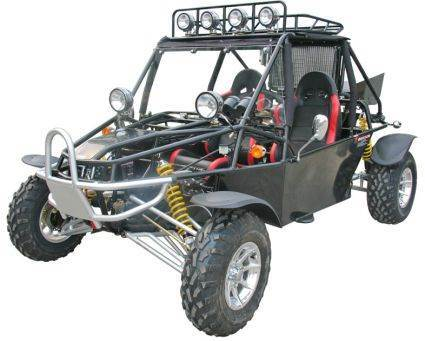 2012 Roketa 800cc Super Warrior Go Kart -