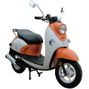 2012 Peace Sports 50cc Mango Moped Scooter