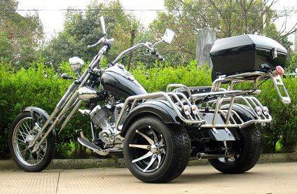 2012 Roketa 250cc Road Warrior 3 Wheeled