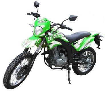 2012 Roketa 250cc Enduro 4 Stroke Street L