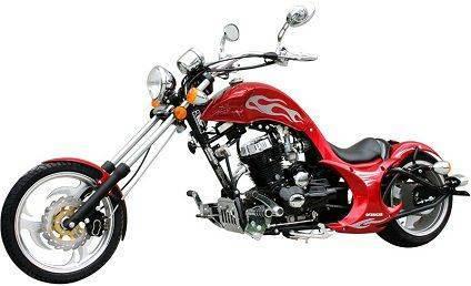 2012 Roketa 250cc Chopper
