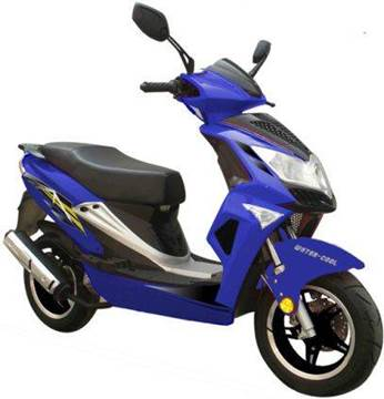 2012 Roketa 50cc 2 Stroke Air Cooled Scoot