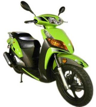 2012 Peace Sports 150cc Gryphon Apex Sport Moped