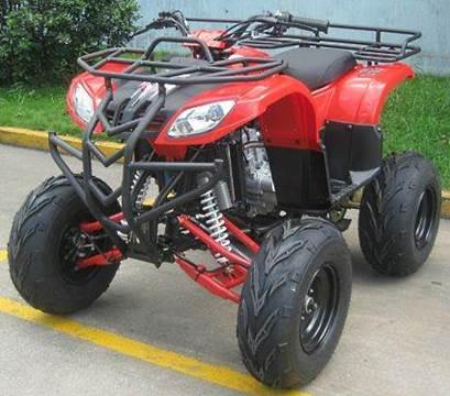 2012 Roketa 250cc Sherpa Utility ATV