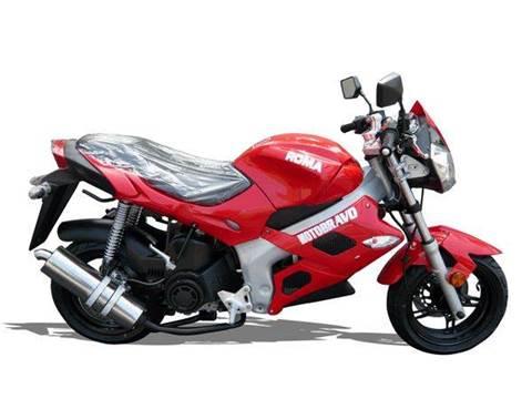 2012 Peace Sports 150cc Panther Super Bike