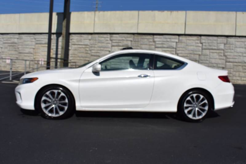 2014 Honda Accord Ex L V6 W Navi 2dr Coupe 6a In