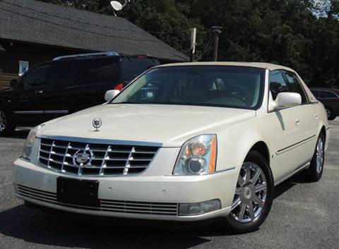 2008 Cadillac DTS for sale in Alpharetta, GA