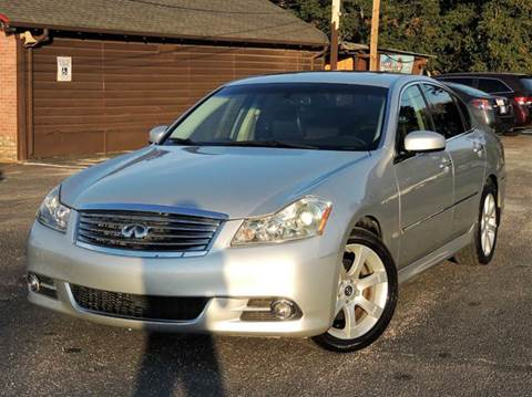 2008 Infiniti M35 for sale in Alpharetta, GA